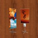 Porte affiche modulable