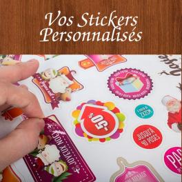 Sticker personnalisé